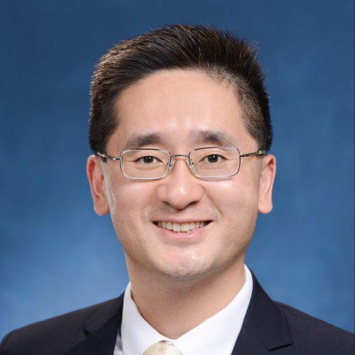 Dr. Bernard Chan Pak-li, JP